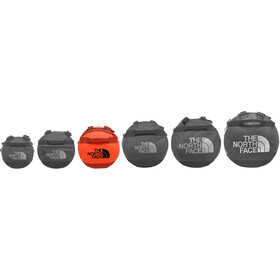 The North Face Base Camp Duffel M Acrylic Orange/Picante Red